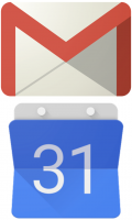 gmail e agenda